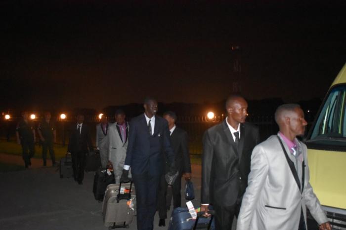 Последними в Новосибирск прилетели разведчики из Судана