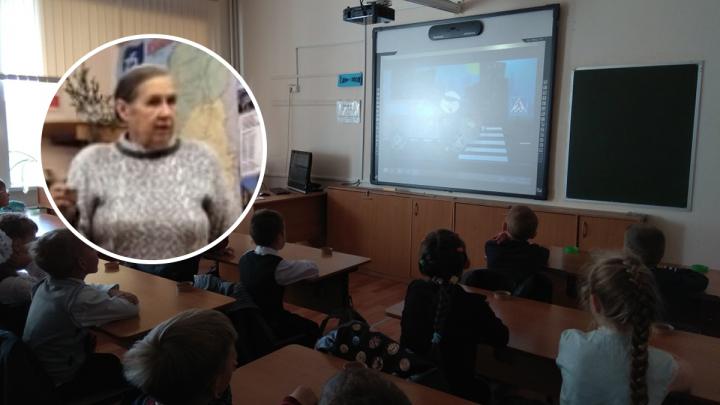 «Ученика надо бы наказать»: отчитавшая класс за слова о Путине учительница рассказала, как это было