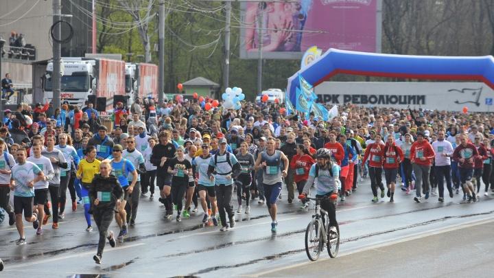 В день пробега «Ростовское кольцо» временно ограничат движение автомобилей
