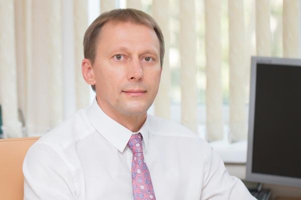 Владислав Романов уже пять лет работает в ТФОМС