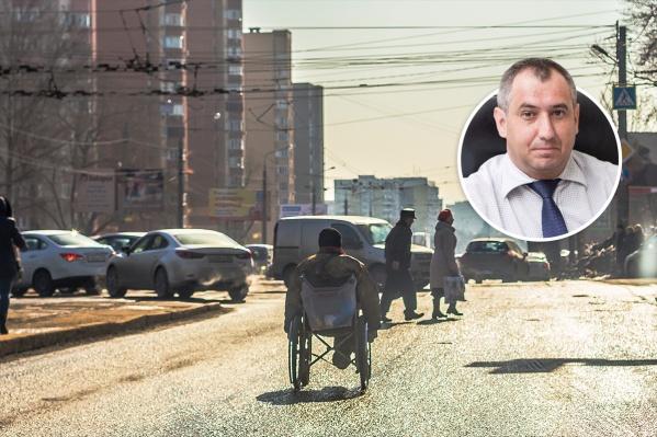 Дмитрий Драчпопросил жителей простить его ошибку