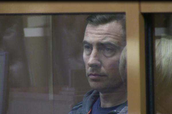 Вадим Востоков — известный в Перми&nbsp;тренер по рукопашному бою<br>