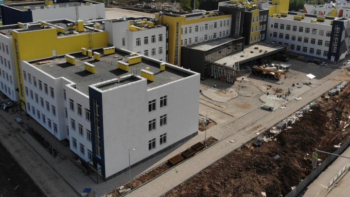В пригороде Самары откроется новая школа