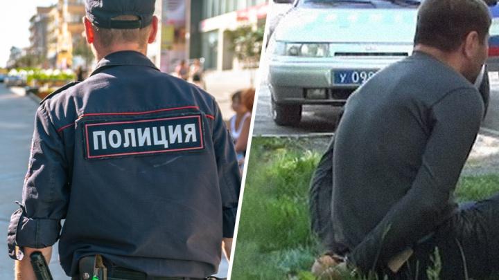 Допрыгался: в Самарской области ревнивца задержали за прыжки по чужой «девятке»