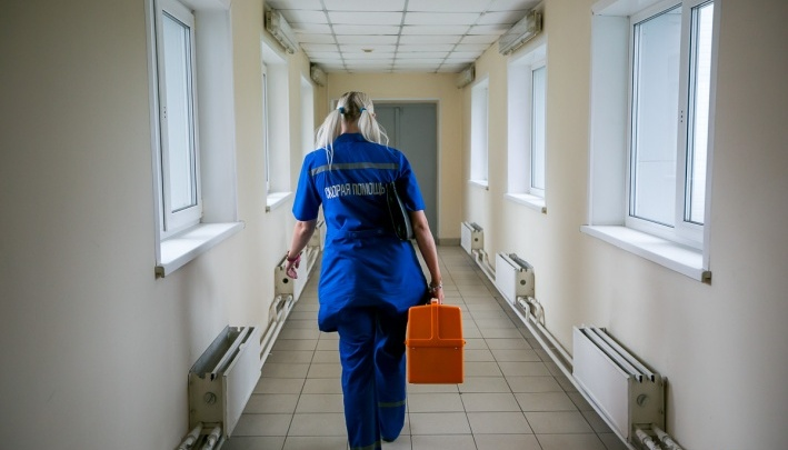 Подросток получил травму позвоночника во время квеста ужасов в Красноярске