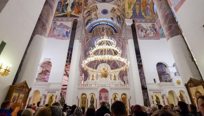 В Самарской области пройдет более 300 рождественских богослужений