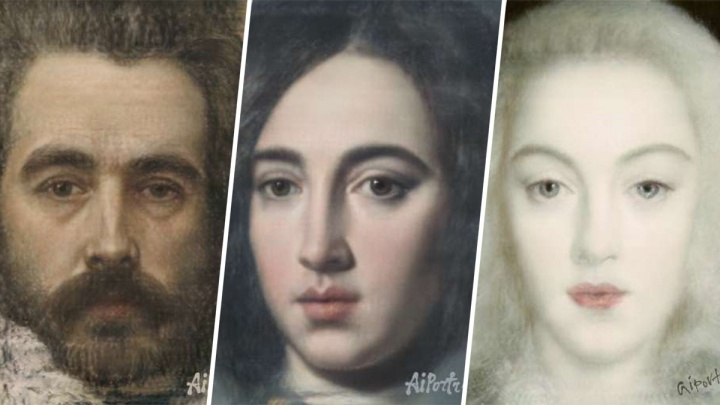 Знаменитости эпохи Возрождения: угадываем известных актеров, музыкантов и политиков по их портретам