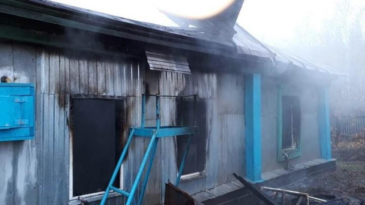 Следователи выяснят причину пожара в Башкирии, где погиб трёхлетний ребёнок