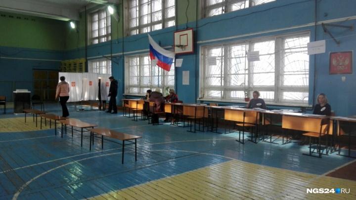 Участник выборов в Красноярске заявил о махинациях в ходе голосования