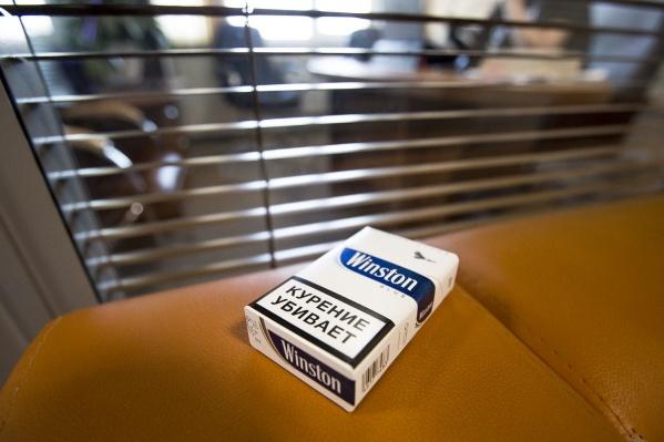 Вместо привычной надписи «Курение убивает» на пачках будут фото поражённых внутренних органов курильщиков