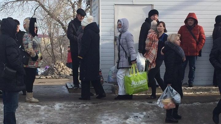 «Делать всё быстро и помогать детям»: спасатели рассказали волгоградцам, что делать при эвакуации