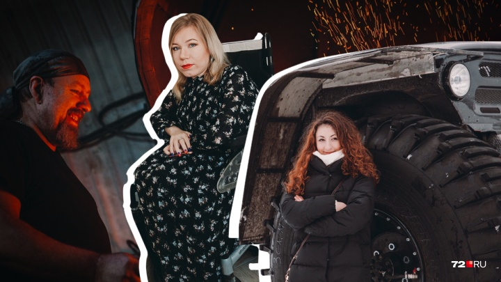 Автоумельцы, антитеррористическая операция и клевая бизнес-леди: лучшие материалы Марии Токмаковой