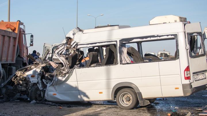 Названы самые опасные трассы в Ростовской области
