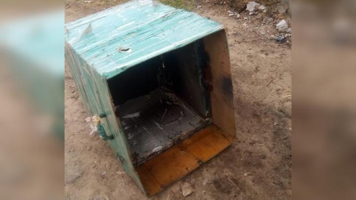 «Это загадочная история»: новодвинца ранило самодельным взрывным снарядом