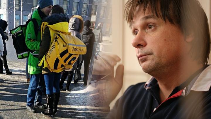 Обыски ФСБ в клинике Мешалкина, арест учёного, влюблённые курьеры и вспышка кори. Главное