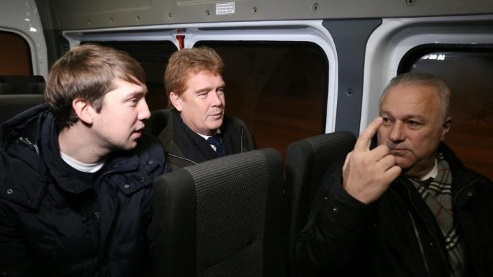 «Сугробов не видно»: новый мэр проехал по Челябинску и оценил уборку дорог от снега
