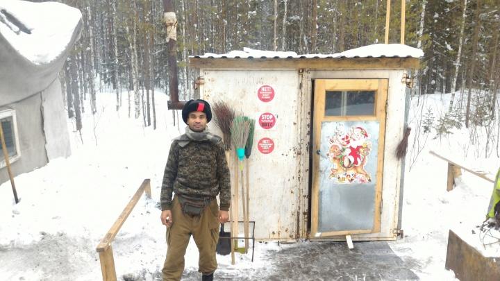 Задержанный на Шиесе гражданин Латвии просит у России политического убежища