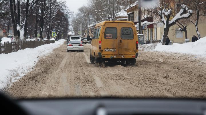Где тут у вас снега навалило? Публикуем график уборки дворов в Уфе на февраль