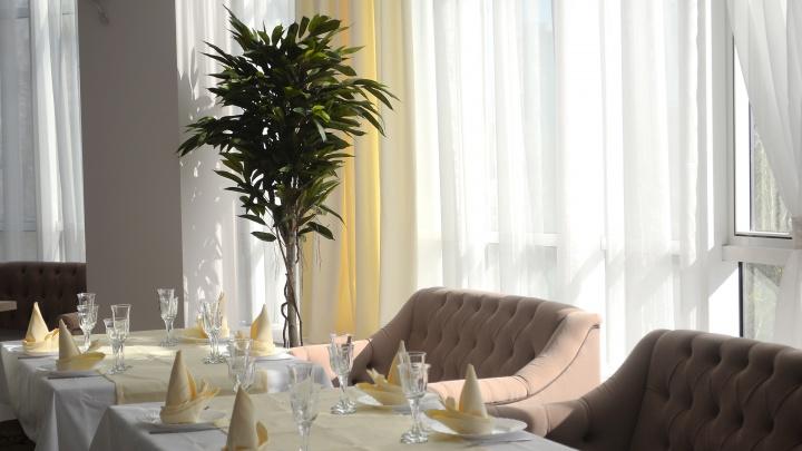 С видом на золотую осень: «Итальянский Квартал» открыл банкетный зал