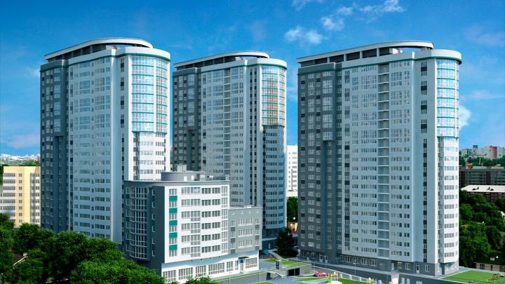 Почти 100% готовности: жилой комплекс «Тихий Дон» готовится к сдаче 2-го и 4-го домов