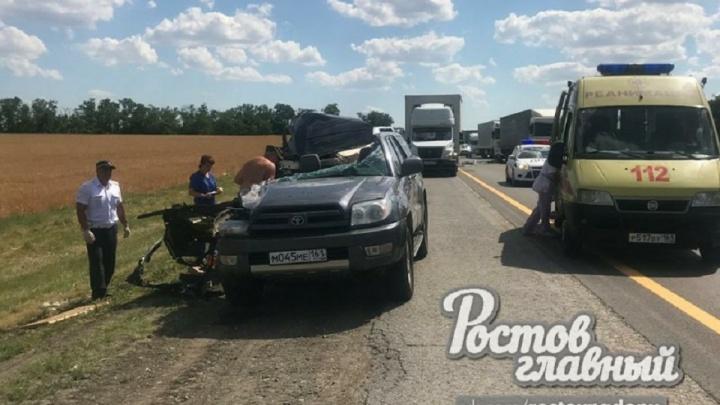 На трассе в Октябрьском районе в ДТП погибла женщина
