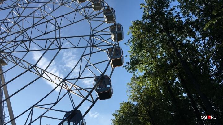 Детский омбудсмен нашла опасные конструкции в парке Горького в Перми. Что там ответили на претензии?
