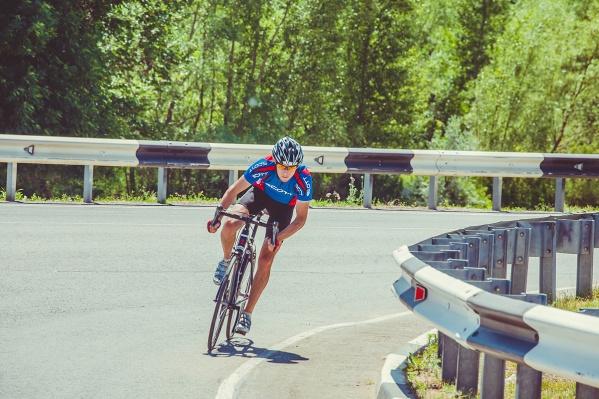 Для велогонки волгоградцам нужны уверенность в себе, велосипед и шлем