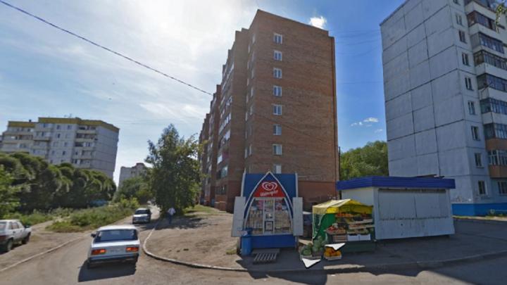 КАМАЗ насмерть задавил пенсионера во дворе дома на Дмитриева