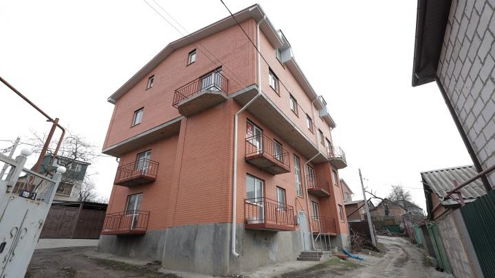 В Ростове пойдут под суд два застройщика незаконных многоэтажек в частном секторе