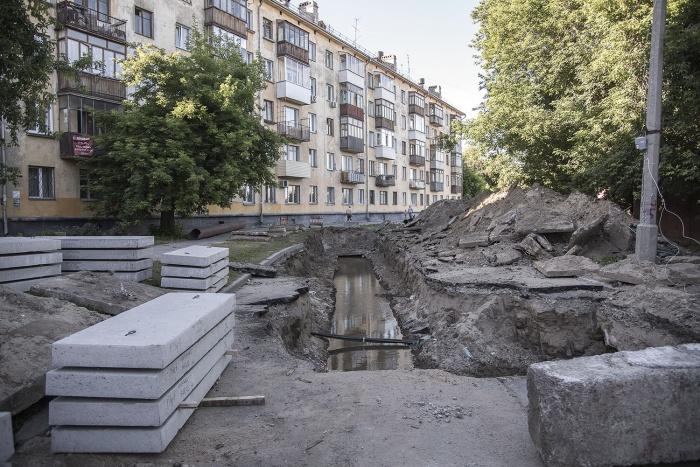 Из-за ремонтных работ коммунальщики сузят и перекроют четыре улицы