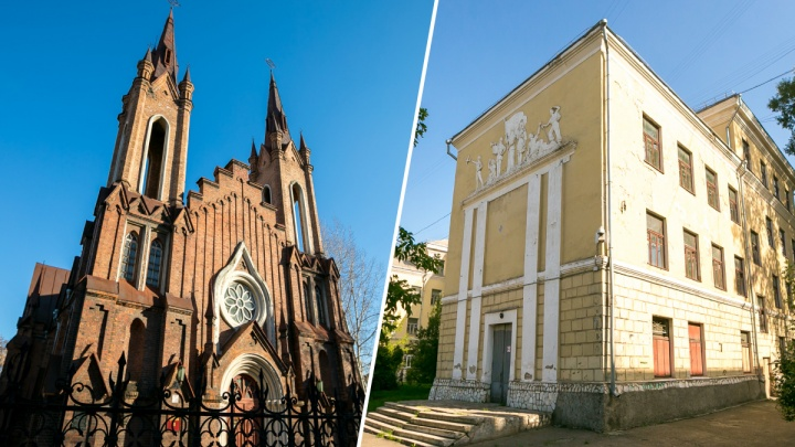 «Рококо или готика?»: что ты знаешь об архитектуре Красноярска