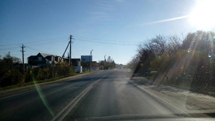 Три миллиарда рублей на семь километров дороги: на Бору появится объезд