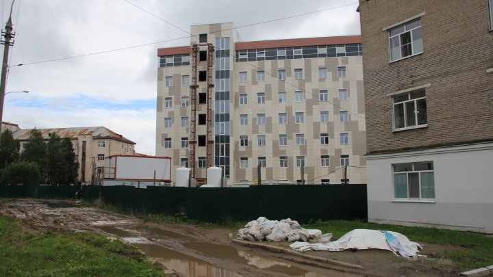 В Архангельске осужден рабочий за убийство на стройке перинатального центра
