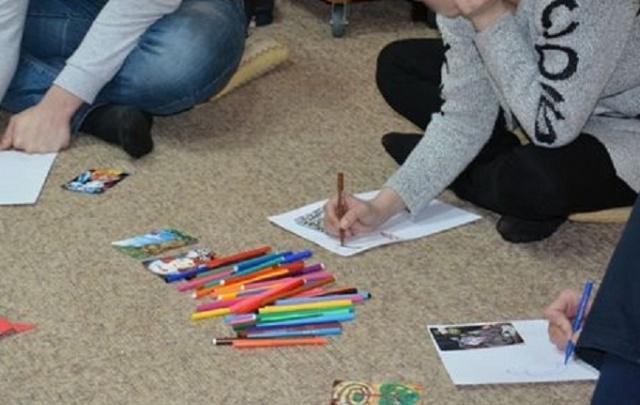 Несовершеннолетние осужденные в Зауралье на тренинге формулировали ценности жизни