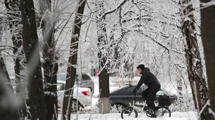 В Башкирию придут лютые морозы