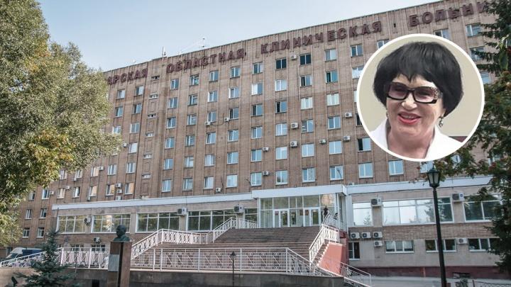 «Болела душой за каждого пациента»: в Самаре скончалась заместитель главврача больницы Середавина