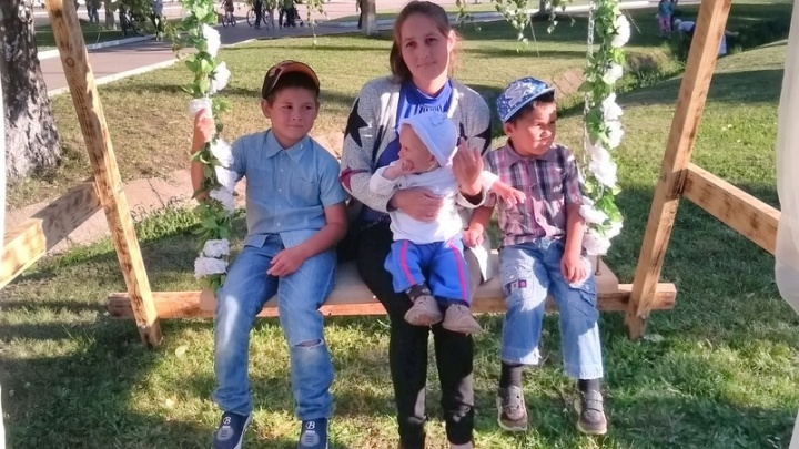 «Ушли, пока я был на работе»: в Башкирии мужчина разыскивает жену с тремя детьми