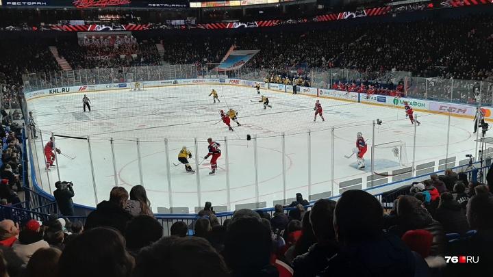«Локомотив» порадовал болельщиков победой