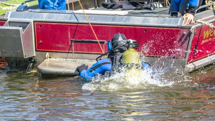 В озере под Самарой пожилой рыбак перевернулся на лодке и утонул