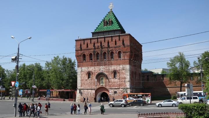 В нижегородском Кремле обещают построить новый пешеходный мост
