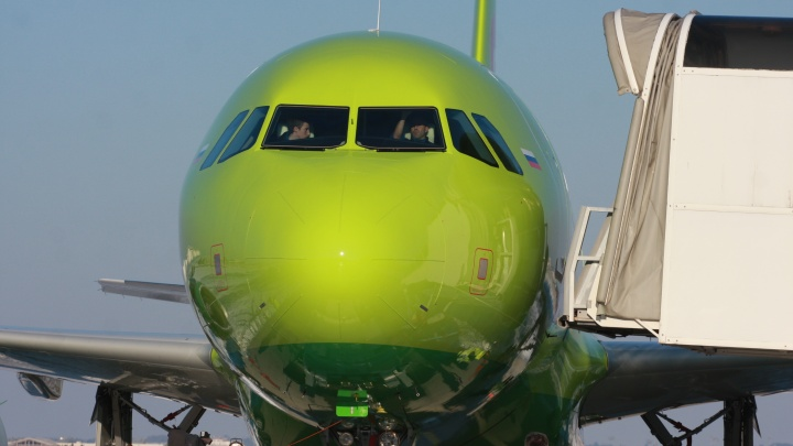 S7 о задержке рейса до Москвы: пассажир решил отказаться от полёта и вышел из самолёта
