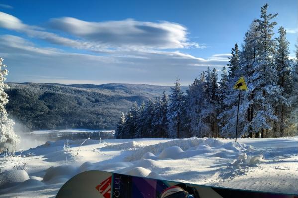 Зимние каникулы — отличный повод выбраться на природу