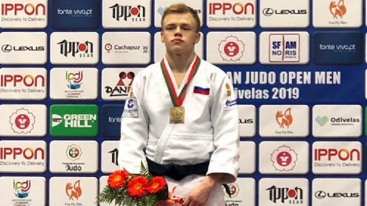 «Стимул тренироваться ещё усерднее»: екатеринбургский дзюдоист завоевал бронзу на Кубке Европы