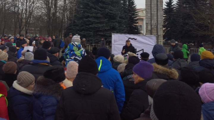 «Удар по экологии»: в Ярославле пройдут пикеты против строительства ЦБК на Рыбинском водохранилище
