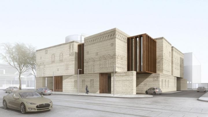 Совпадение? Не думаем: архитекторы нарисовали проект как будто новой бани «Бодрость»