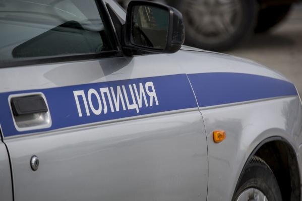 В полиции рассказали, что водитель«Мерседеса» остался на месте ДТП