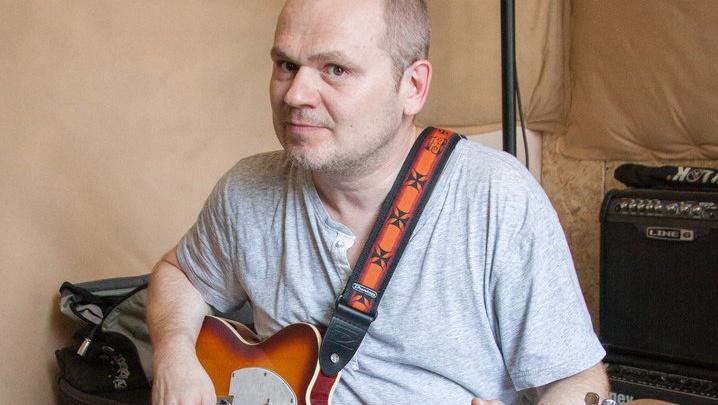 В Перми умер основатель рок-группы «Чорный флаг» Максим Кузнецов