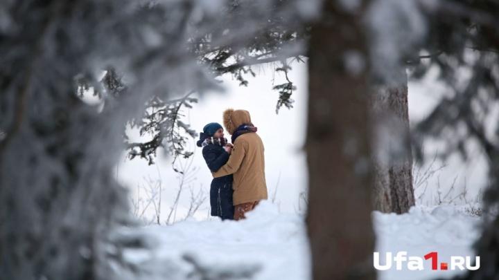 Погода в Башкирии улучшится: жителей республики ожидает слабая метель