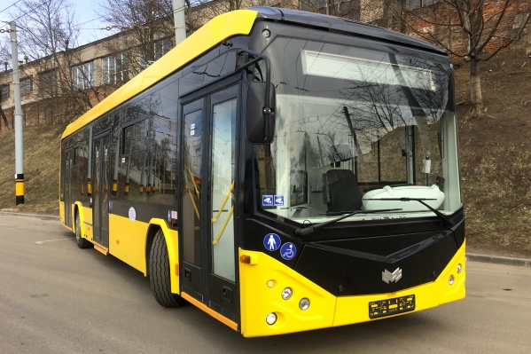 Привезут экологичный транспорт с белорусского завода