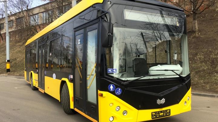 В Самаре определились со сроками запуска и маршрутом электробусов